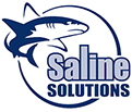 Logo of Saline Solutions Inc. Parent Company of Triton Water Display